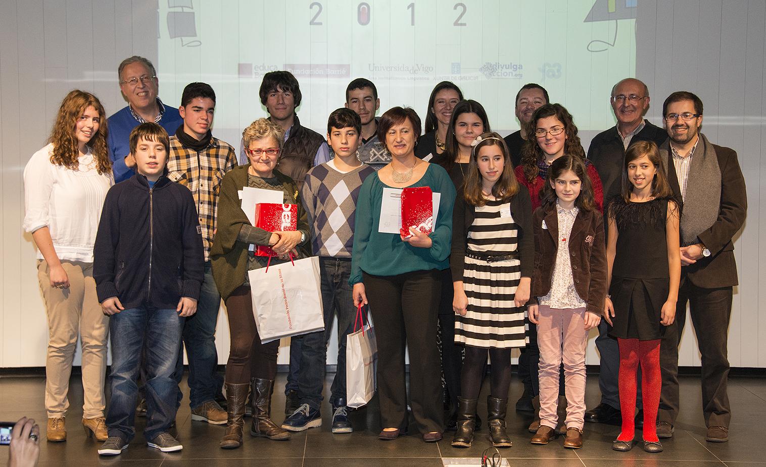Premios en grupo - 1425